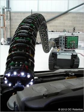 brazo robotico micromotor cc