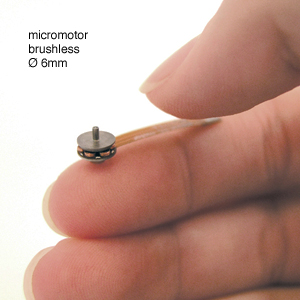 micromotor brushless