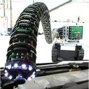 Brazos articulados por micromotores