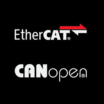 CANopen EtherCAT