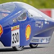 Micromotores en coche solar