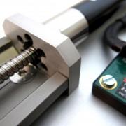 Laboratorio de control de movimiento para micromotor