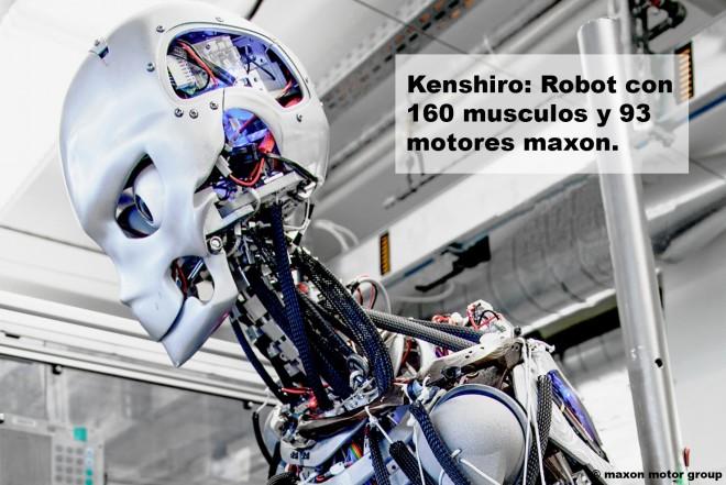 robot-kenshiro-maxon-motor