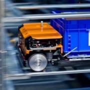 Micromotores en robots de logística