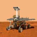 Ruedas en Marte movidas por micromotores