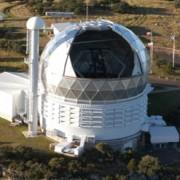 Micromotor de precision en telescopios gigantes